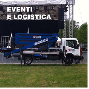 EVENTI E LOGISTICA Down