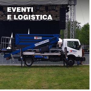 EVENTI E LOGISTICA Up