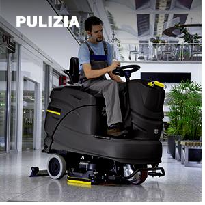 PULIZIA Down